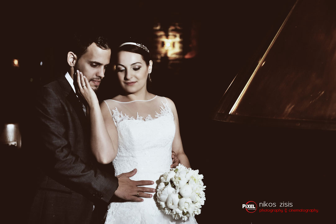 Άγγελος & Λαμπρινή wedding photography Nikos Zisis Karditsa