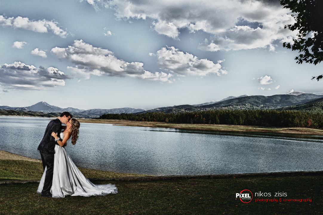 Αλέξανδρος & Μαρία :one wedding photography Nikos Zisis Karditsa