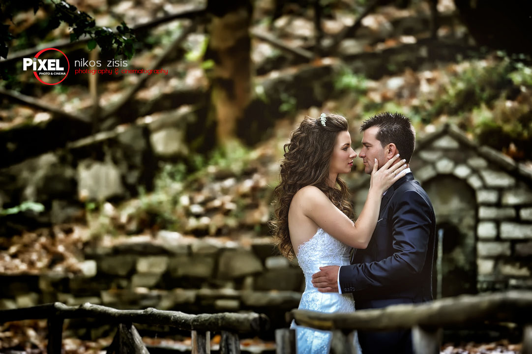 Βασίλης & Σοφία wedding photography Nikos Zisis Karditsa