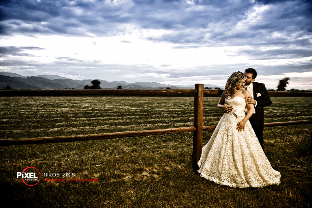 Κώστας & Μάγδα:wedding wedding photography Nikos Zisis Karditsa