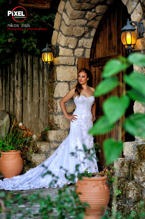 Απόστολος & Λίτσα wedding photography Nikos Zisis Karditsa