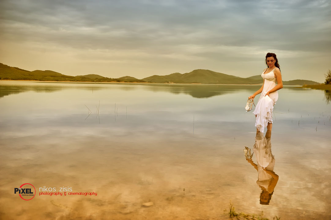 Ηρακλής & Άννα:the wedding (fairytale) wedding photography Nikos Zisis Karditsa