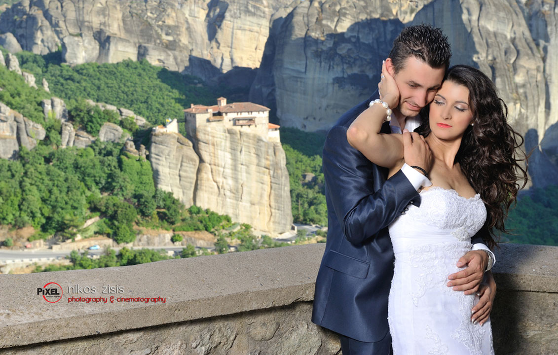 Χρήστος & Ευτυχία wedding photography Nikos Zisis Karditsa